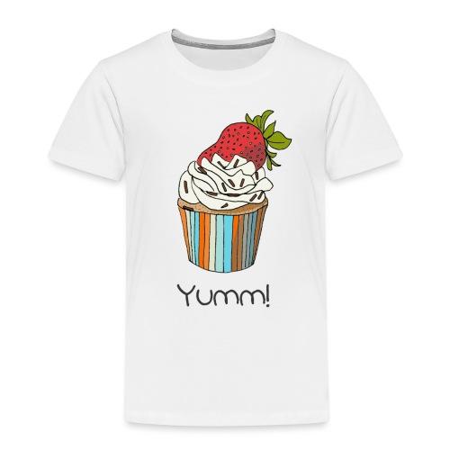 You are my yummy cupcake! - Kids' Premium T-Shirt