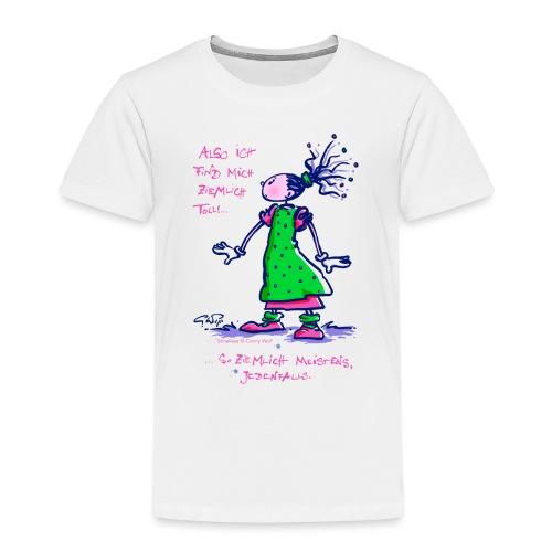 Stineliese...ziemlich toll! - Kinder Premium T-Shirt