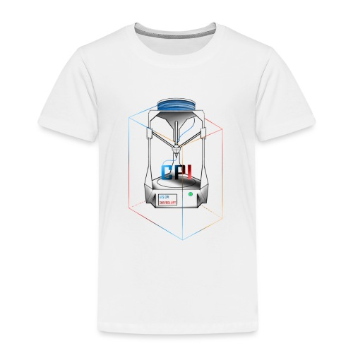 New Logo CPI - T-shirt Premium Enfant