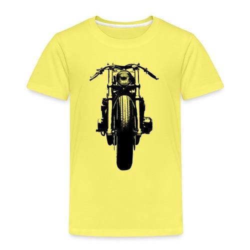 Motorcycle Front - Kids' Premium T-Shirt