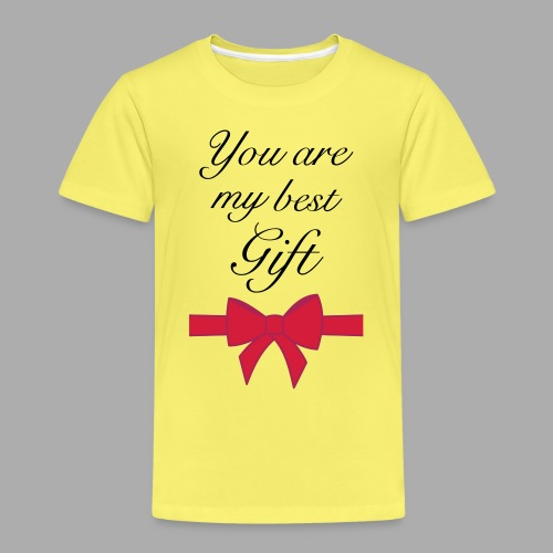 you are my best gift - Kids' Premium T-Shirt