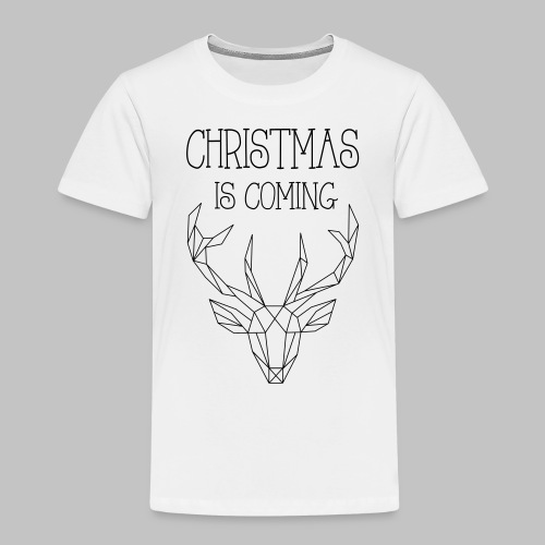 Deer Christmas - Kids' Premium T-Shirt