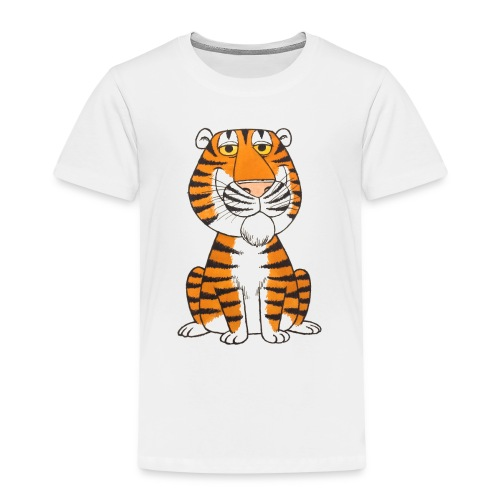 kidscontest Tiger - Kids' Premium T-Shirt