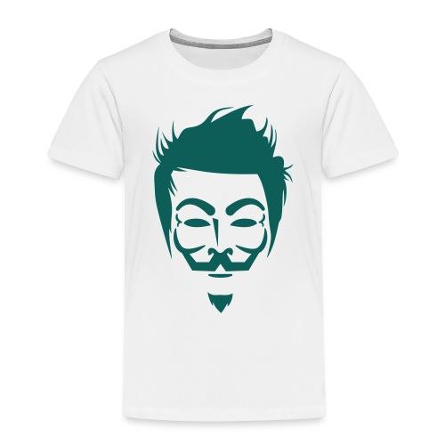 Anonymous Hipster - T-shirt Premium Enfant
