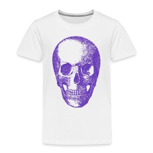Purple Skull - Kids' Premium T-Shirt