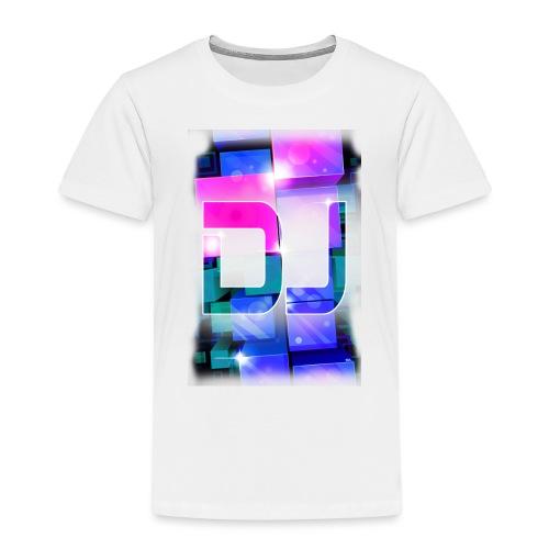 DJ by Florian VIRIOT - T-shirt Premium Enfant