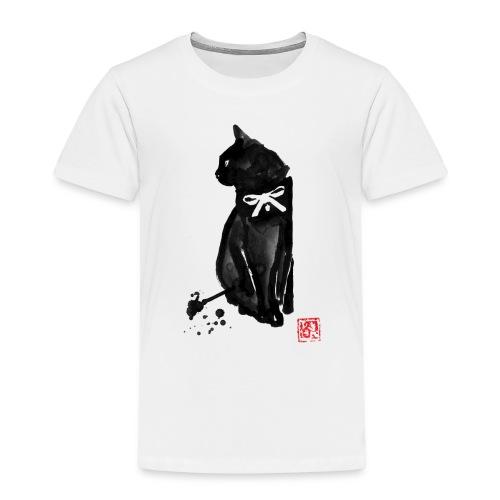 chat noeud - T-shirt Premium Enfant