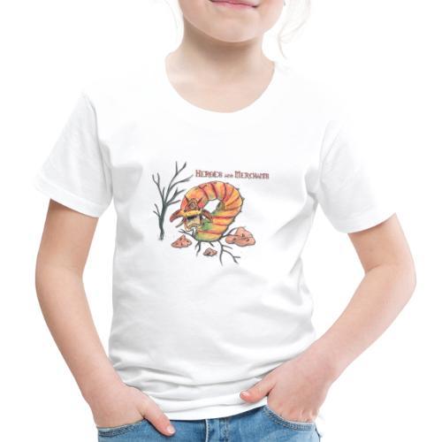 Stoneworm - Kinder Premium T-Shirt