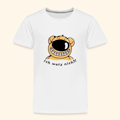 Ich wars nicht Ich bin unschuldig - Kinder Premium T-Shirt