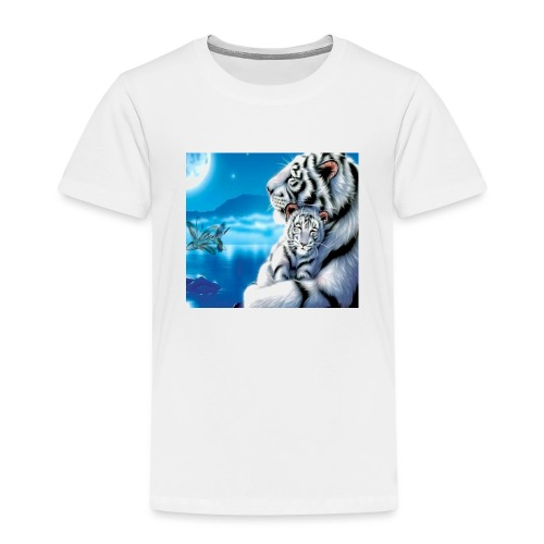 Tygrysy - Koszulka dziecięca Premium