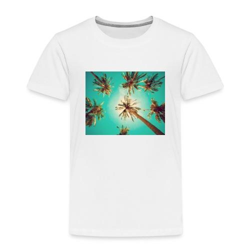 palm pinterest jpg - Kids' Premium T-Shirt
