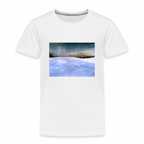 over the sea - Kinder Premium T-Shirt