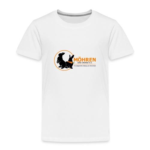 Möhren sind orange e.V. - Kinder Premium T-Shirt