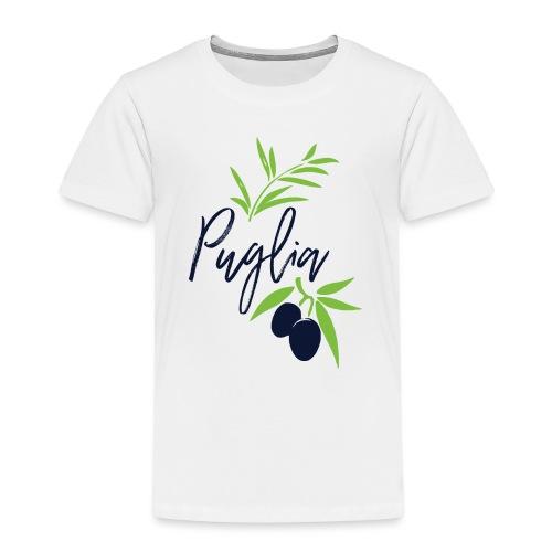 Puglia - Maglietta Premium per bambini