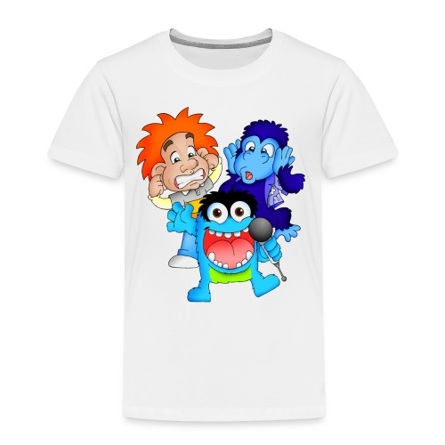 Characters png - Kids' Premium T-Shirt