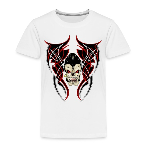greaser pinstrip - T-shirt Premium Enfant