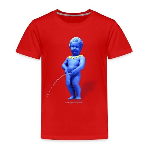 EUROPA mannekenpis ♀♂   Enfant - T-shirt Premium Enfant