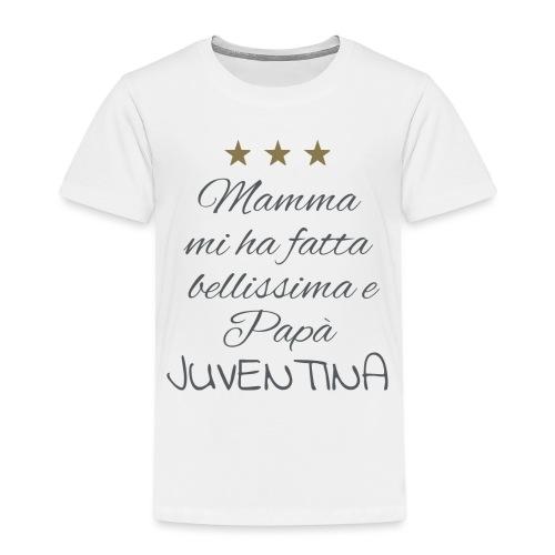 Juventina - Maglietta Premium per bambini