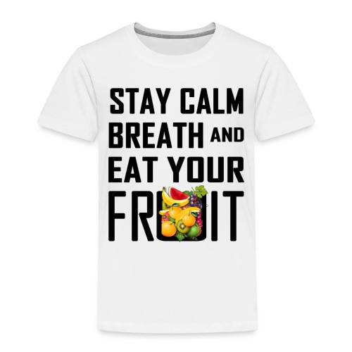 Stay Calm - Kids' Premium T-Shirt