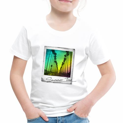 Summer Time - Kids' Premium T-Shirt