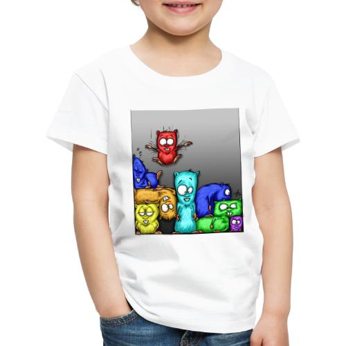 hamstris_farbe - Kinder Premium T-Shirt