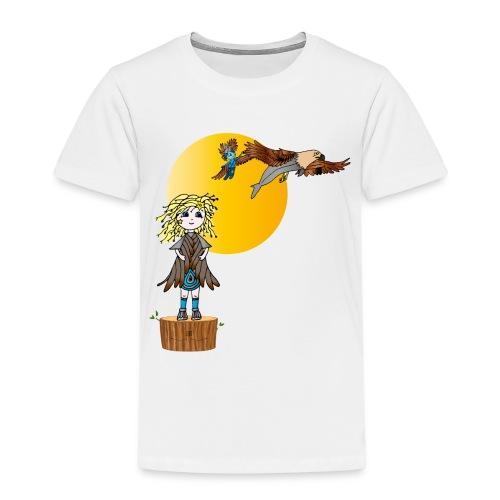 Energiewesen Intufina mit Diva - Kinder Premium T-Shirt