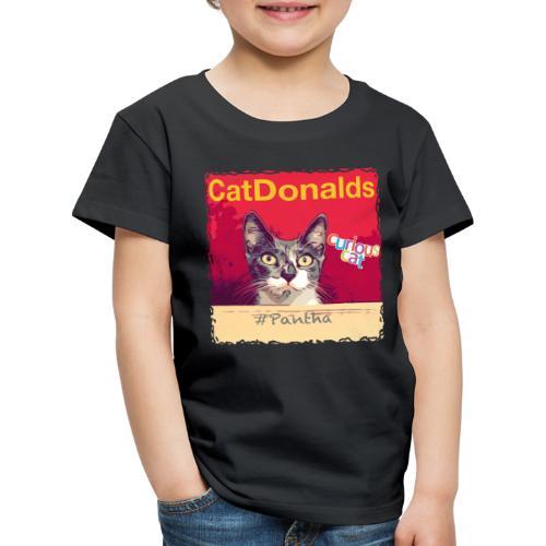 CatDonalds - Kinder Premium T-Shirt