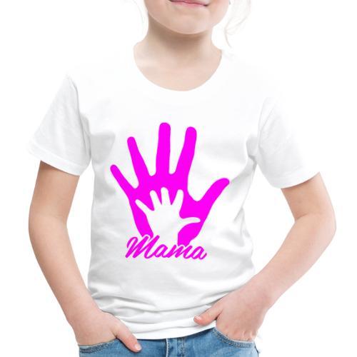 mamas hand - T-shirt Premium Enfant