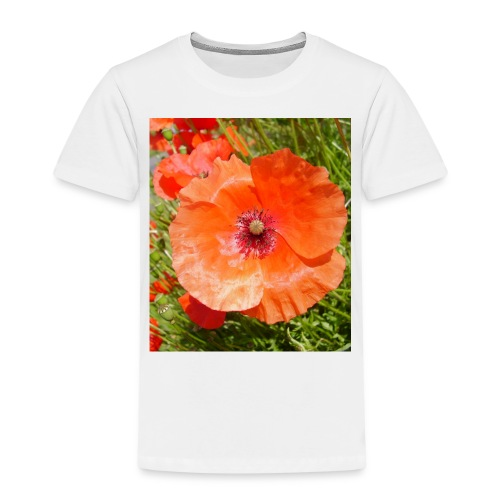 Coquelicot - T-shirt Premium Enfant