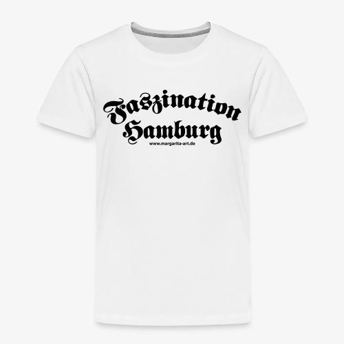 04 Faszination Hamburg Margarita Art - Kinder Premium T-Shirt