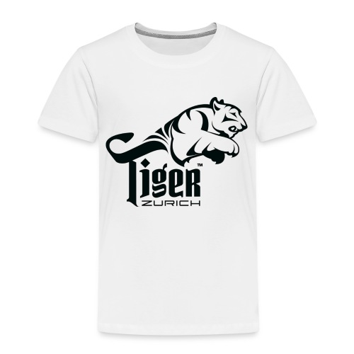 TIGER ZURICH digitaltransfer - Kinder Premium T-Shirt