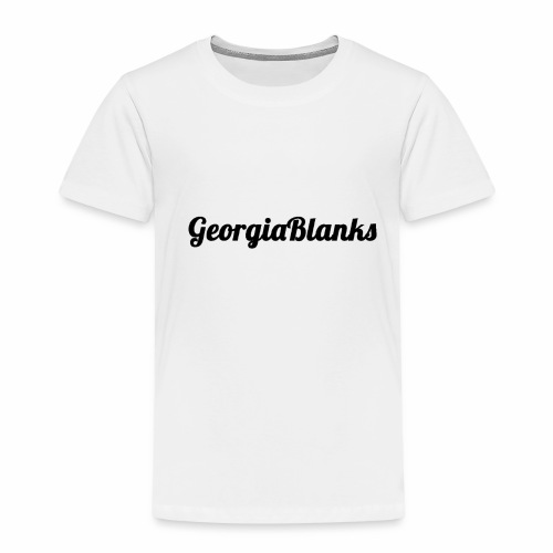 GeorgiaBlanks - Kids' Premium T-Shirt