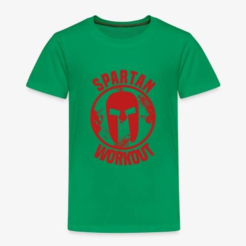 Spartan Workout - Kids' Premium T-Shirt
