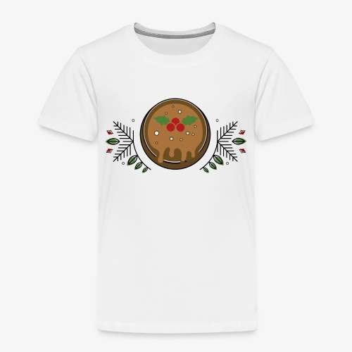 CHRISTMAS PUDDING - Kids' Premium T-Shirt