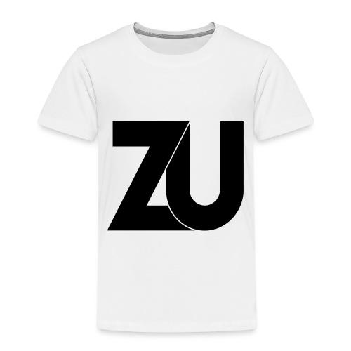 ZU Black png - Kinderen Premium T-shirt