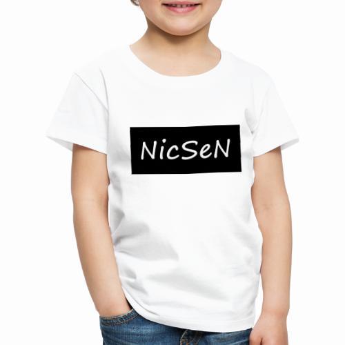 NicSeN Special - Premium T-skjorte for barn