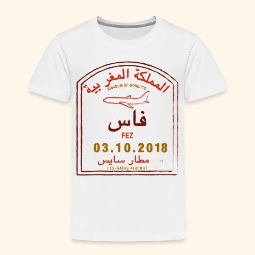 aéroport fes saiss - T-shirt Premium Enfant