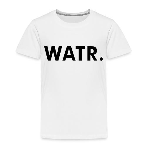 watr groot - Kinderen Premium T-shirt