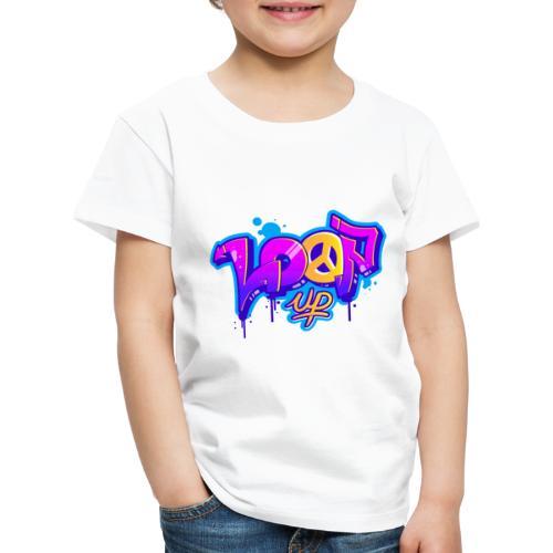 Look for Loop UP - Kinder Premium T-Shirt