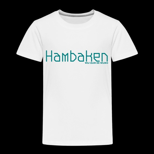 Hambaken Plasmatic Regular - Kinderen Premium T-shirt