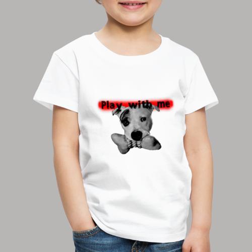 Nice Dog - T-shirt Premium Enfant