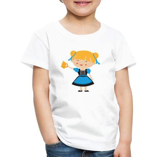 Happy Meitlis - Europa - Kinder Premium T-Shirt