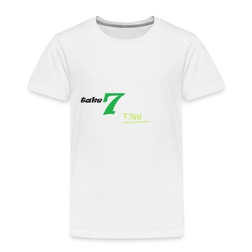 F7NN Merch png - Kinder Premium T-Shirt