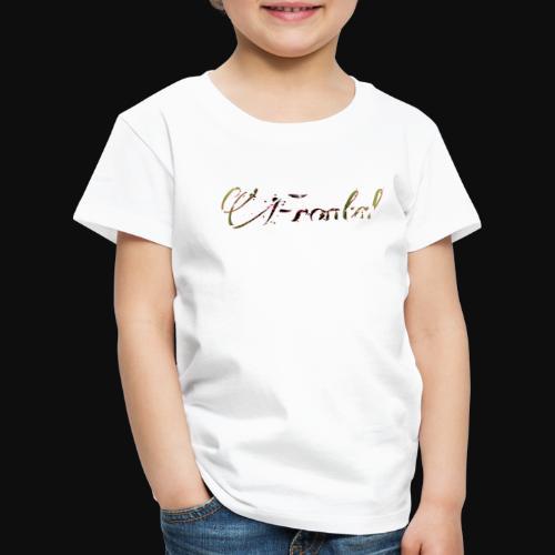 ƒяσηтαℓ αят - Kinder Premium T-Shirt