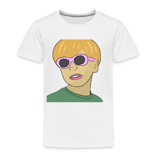 NickDeMalse kleding - Kinderen Premium T-shirt