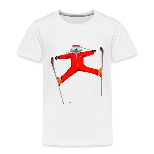 marmot esf png - T-shirt Premium Enfant