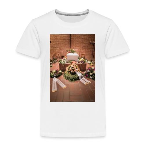 Begravelse - Børne premium T-shirt