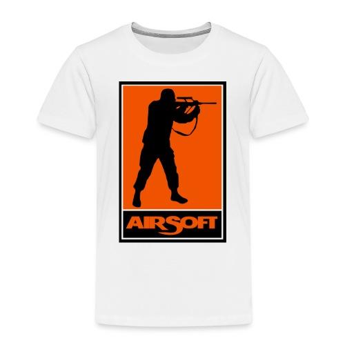 airsoft - Camiseta premium niño