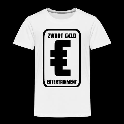 ZwartGeld Logo Sweater - Kinderen Premium T-shirt