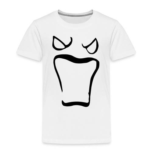 Monsters running wild - Premium-T-shirt barn